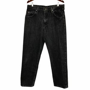 Wrangler Dark Straight Relaxed Fit Jeans 36x30